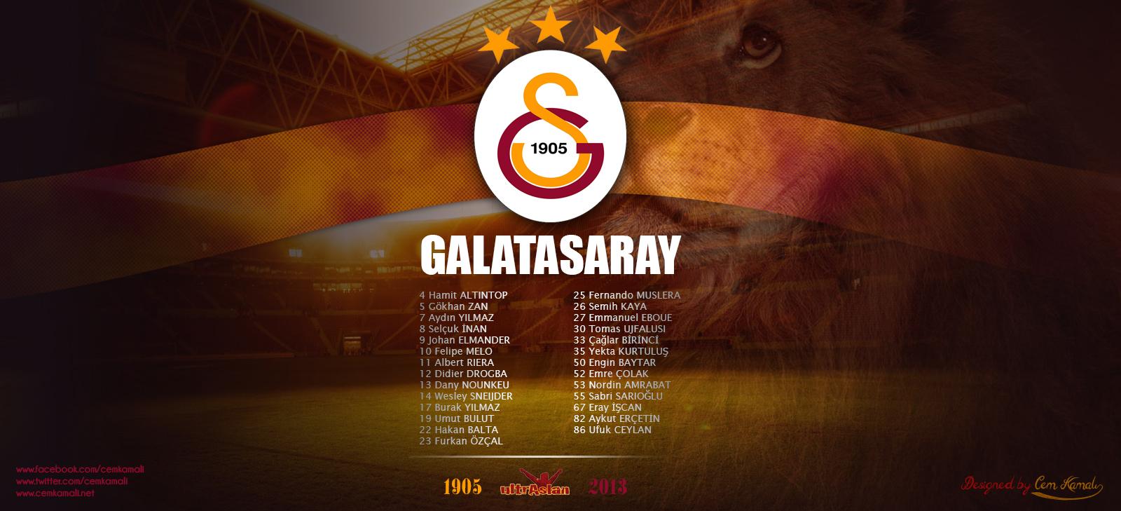 Galatasaray2013[CemKamali]